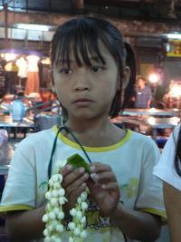 Causette thaïlandaise