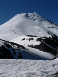 Presque au sommet du Mt Egmont