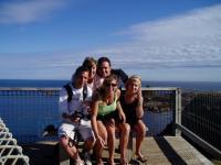L\'équipe à Phillip Island