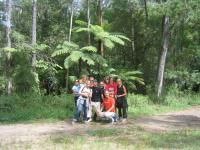 La team aux Dandenongs