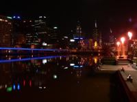 A mon tour : Melbourne by night