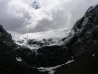 Glacier sur la Milford Road