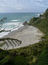 Route cotiere en NZ (ile du sud)