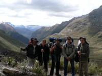Routeburn track - Groupe 2 eme jour