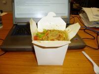 Singapour Noodles
