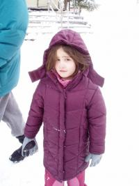 Février 2005 au ski
