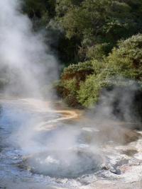 Trou de geyser
