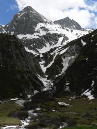 Vallée proche du prioux